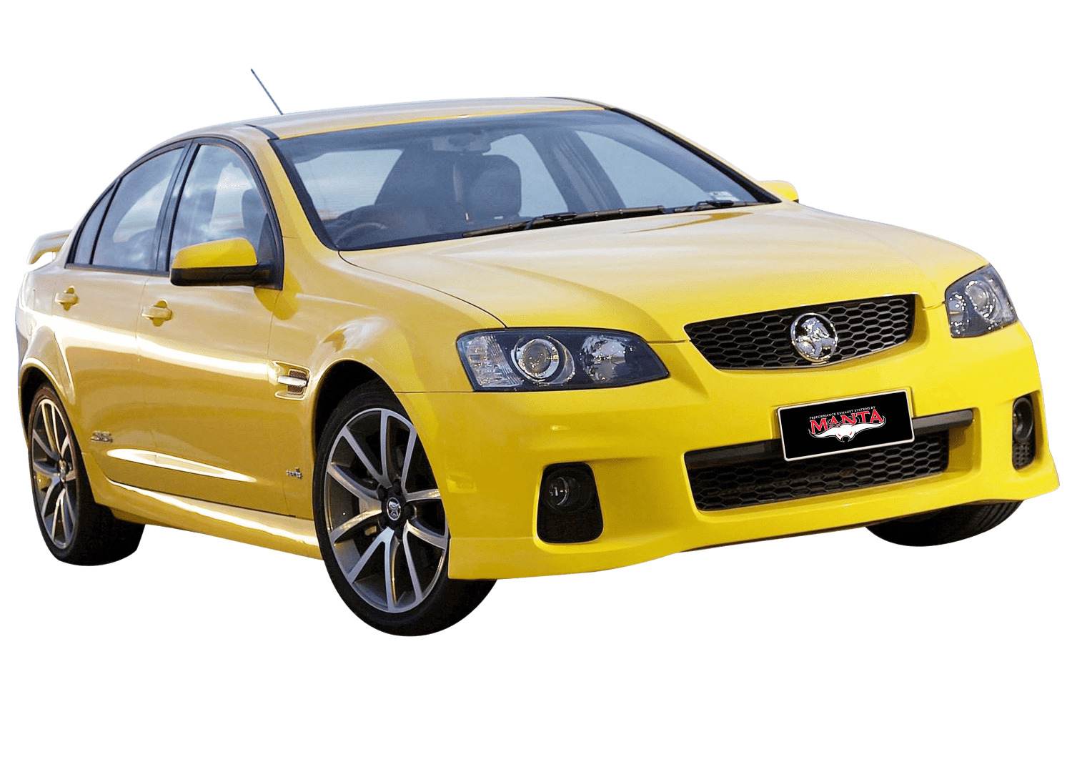 Holden Commodore Exhaust System